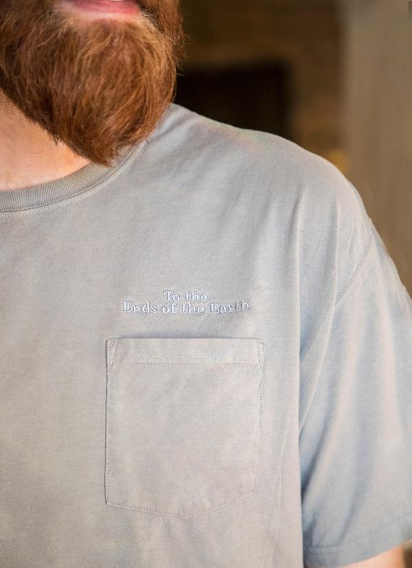 image of pocket tshirt to benefit habitat protection
